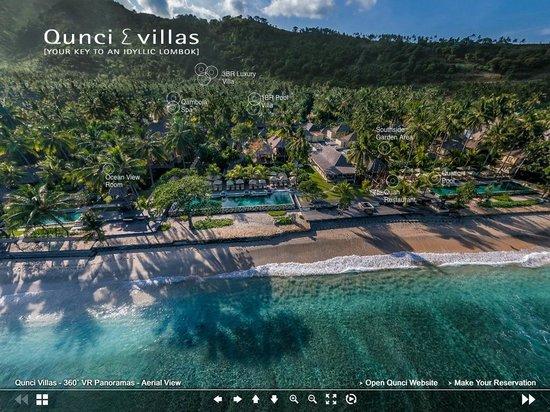 Qunci Villas Hotel: Take the 360° TOUR of Qunci Villas on the web site