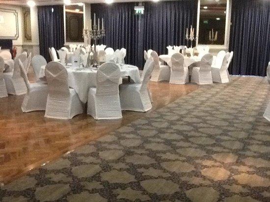 Kilkenny Ormonde Hotel: Ball Room