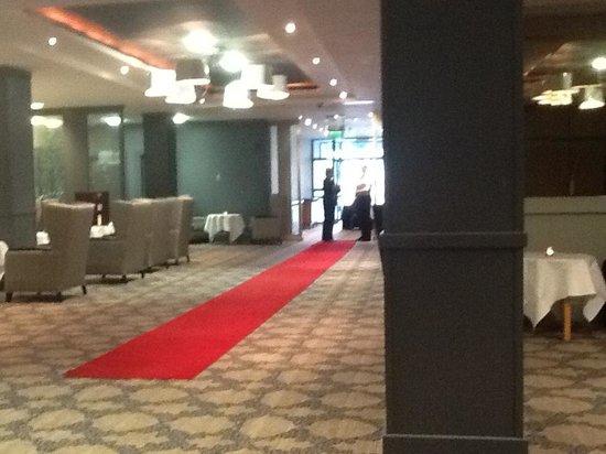 Kilkenny Ormonde Hotel: Red Carpet Arrival