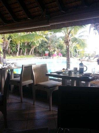 LUX* Grand Gaube: La piscine