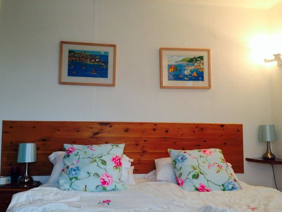 Little Newton Bed & Breakfast: Comfy bed