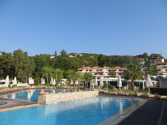 Skiathos Princess Hotel: Hotel Pool