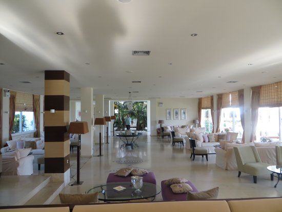 Skiathos Princess Hotel: Lounge