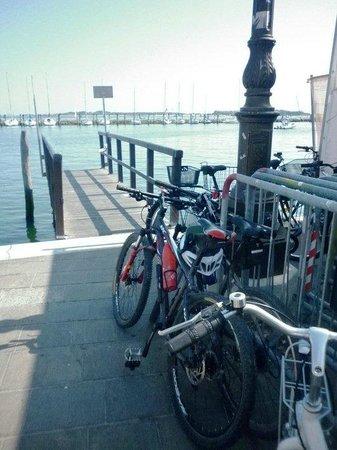 Isola di Pellestrina: partenza da Chioggia