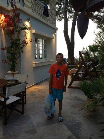 Paradisso Beach Villas: вилла