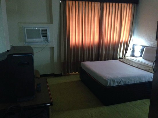 Rothman Hotel: 寝室