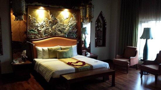 De Naga Hotel: suite