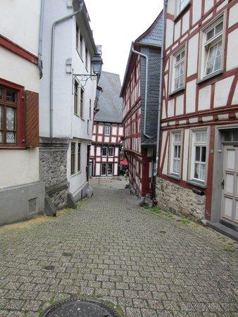 Hotel Wilhelm Von Nassau: Nearby town of Limburg