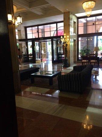 Hotel Santa Catalina: lobby
