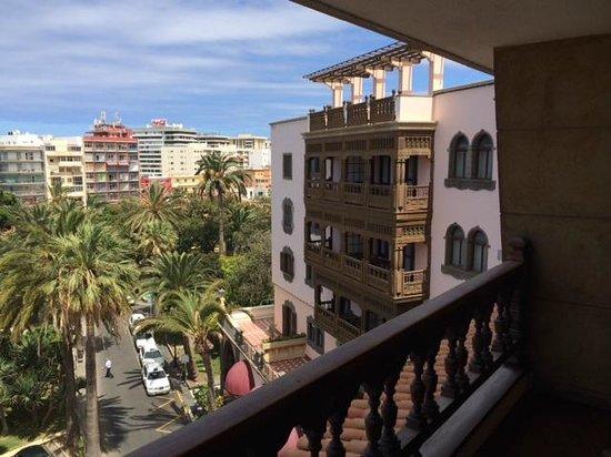Hotel Santa Catalina: vista desde la terraza