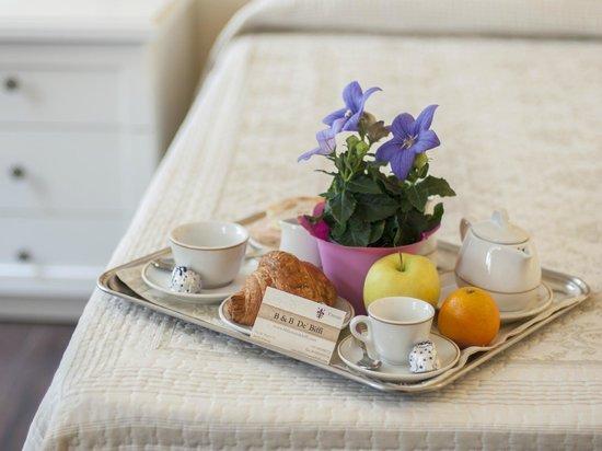 B&B De' Biffi Firenze: Breakfast