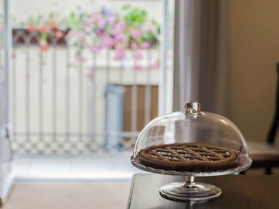 B&B De' Biffi Firenze: Camera con balconcino