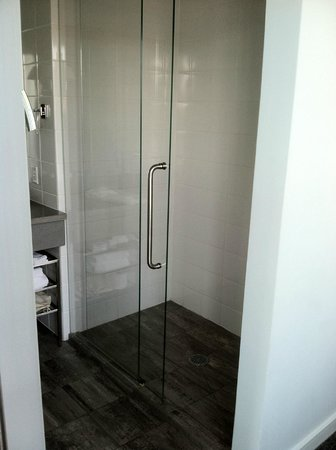 Lorien Hotel and Spa, a Kimpton Hotel : Shower