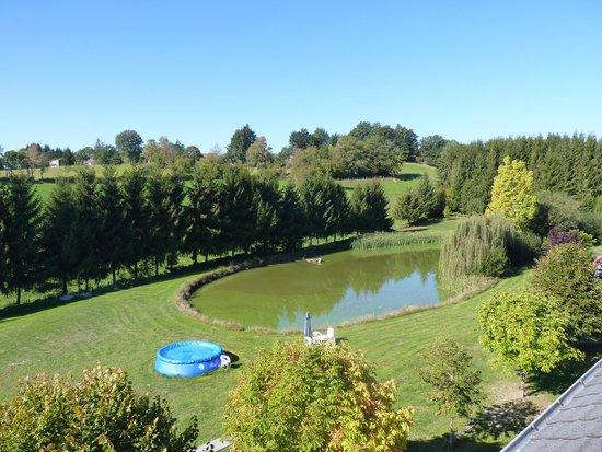 Domaine de la Grangeotte: ons terrein