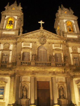 Santuario do Bom Jesus do Monte : Igreja do Bom Jesus