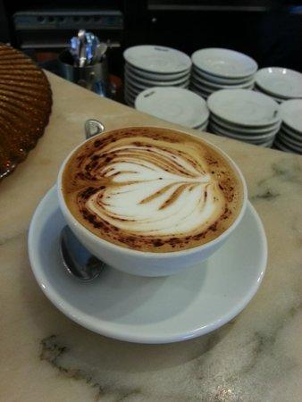 Caffe Michelangiolo: CAPUCCINO