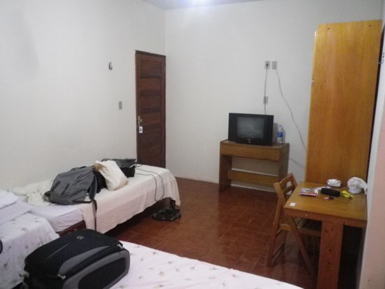 Hotel Villa Nova: Vista do quarto