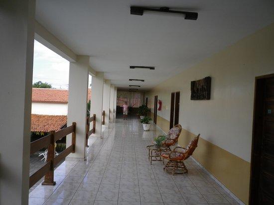 Hotel Villa Nova: Andar de cima
