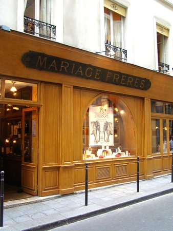 Photo of Tourist Attraction Mariage Freres at 30 Rue Du Bourg Tibourg, Paris 75004, France