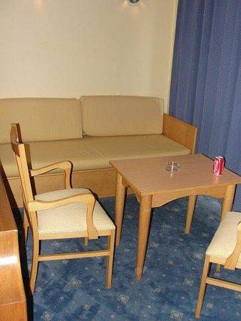 Sirene Belek Hotel: гостинная зона