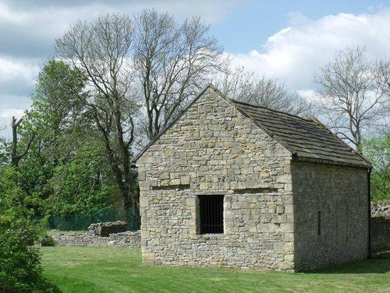 Chapel,Pickering Castle.