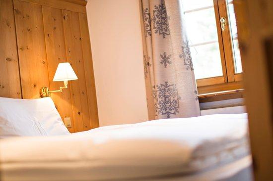 Hotel Chesa Rosatsch - Home of Food : Einblick ins Zimmer