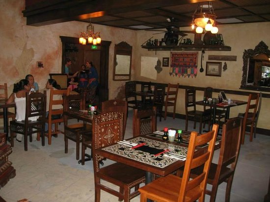 Yak and Yeti: Dinning Area