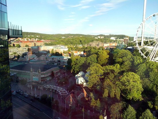 Gothia Towers : View from 1738 - Floor 17