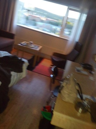 Gothia Towers : Room 1738