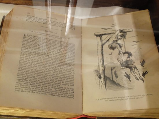 Hash Marihuana & Hemp Museum: old bible
