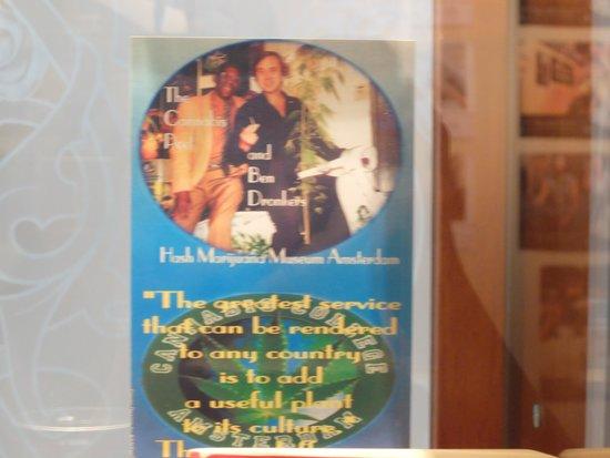 Hash Marihuana & Hemp Museum: 1