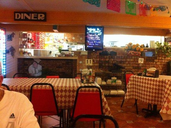 El Charro: Nice interior