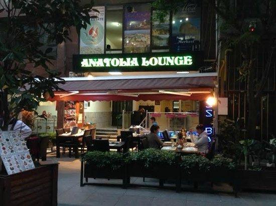 Tempero picture of anatolia restaurant istanbul for Anatolia mediterranean turkish cuisine