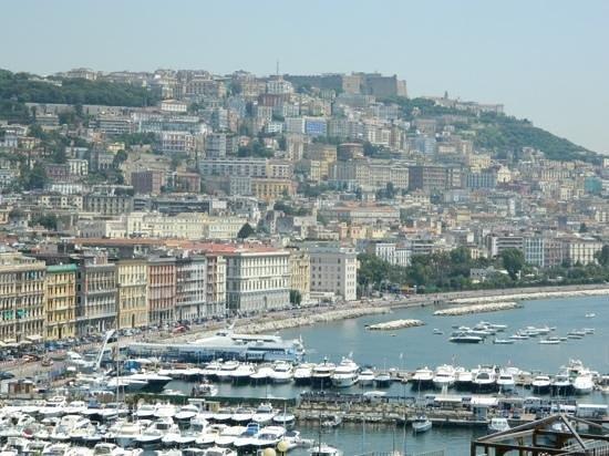 Grand Hotel Santa Lucia: Naples