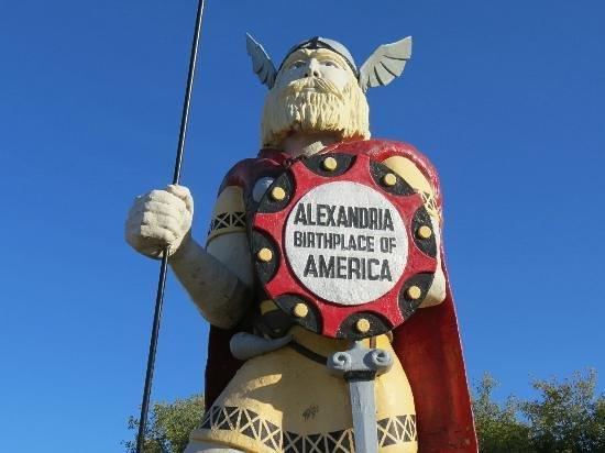 Alexandria, MN: Big Ole