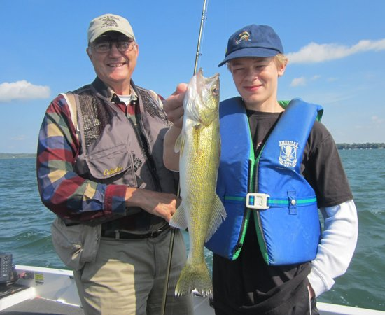 Alexandria, MN: Excellent fishing on numerous lakes
