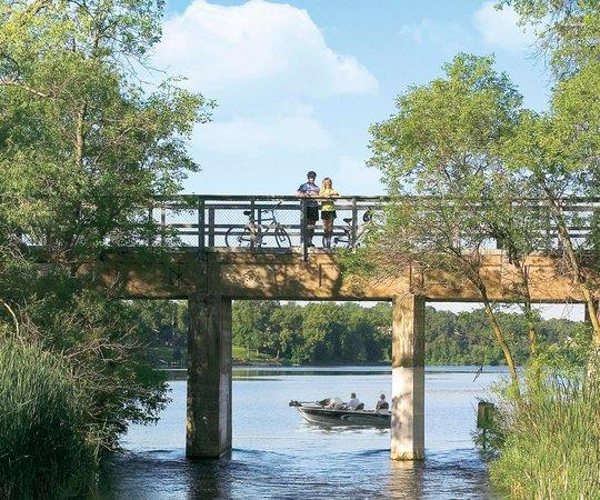 Alexandria, MN: Biking, boating....something for everyone