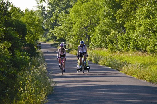 Alexandria, MN: World-class Central Lakes Trail