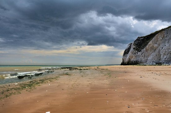 Dumpton Gap Beach, Broadstairs