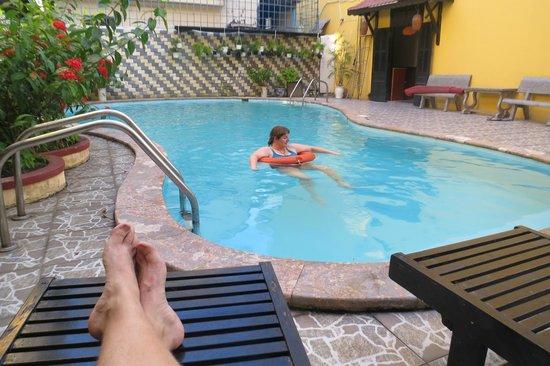 Hai Au Hotel: Pool