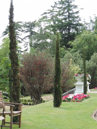 Tinakilly Country House Hotel & Restaurant: Beautiful gardens