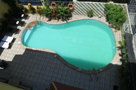 Hai Au Boutique hotel and spa: Pool