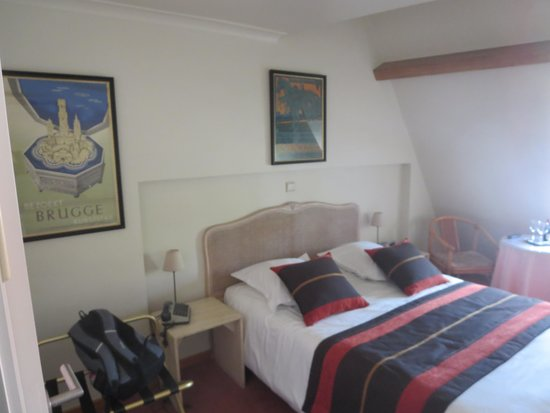 Hotel Ter Duinen: Our Room