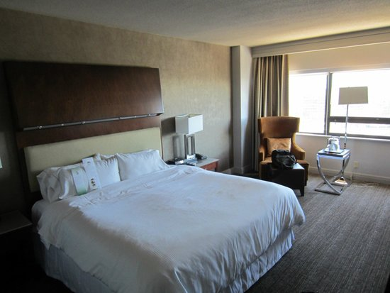 The Westin Copley Place, Boston: Room