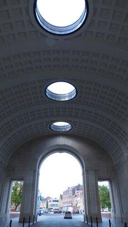 Menin Gate Memorial: Inside Menin Gate