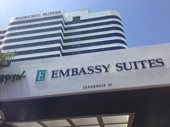 Embassy Suites by Hilton West Palm Beach Central: Outside Location