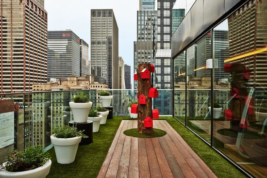 CITIZENM NEW YORK TIMES SQUARE - UPDATED 2018 Prices & Hotel Reviews ...