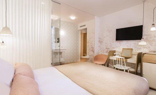 Le Lapin Blanc: Room