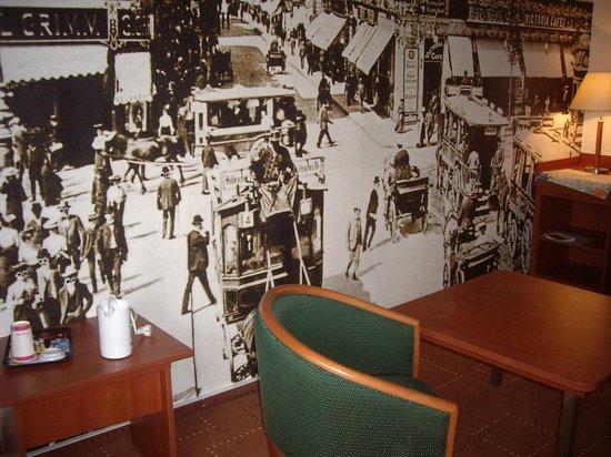 Mercure Hotel Berlin am Alexanderplatz: 2ª habitación (pequeña)