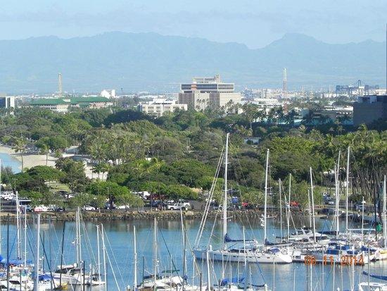 The Modern Honolulu: What a view!